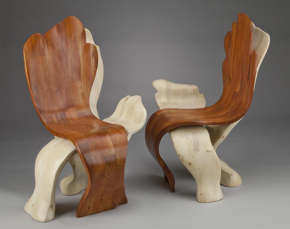 Ephemeral Chair Series