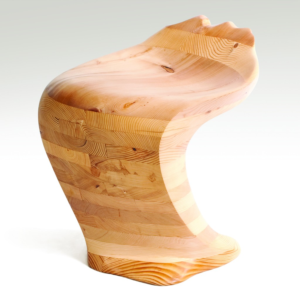 Driftwood Chair Aaron Laux Design