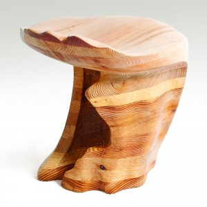 Driftwood Chair by Aaron Laux