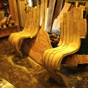 Laux Ephemeral Chair Build