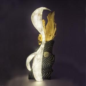 Fractured, Sculpture by Aaron Laux