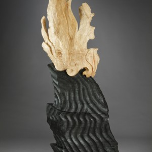 Fractured, Sculpture by Aaron Laux