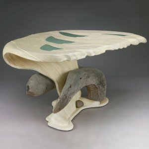 Oyster Shell Table