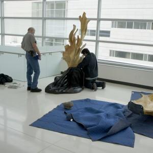 Prometheus Gift installation