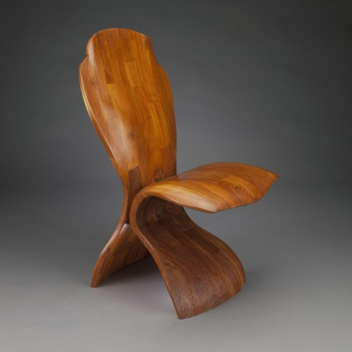 Desk Chair by Aaron Laux