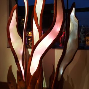 Luminous Grass by Aaron Laux