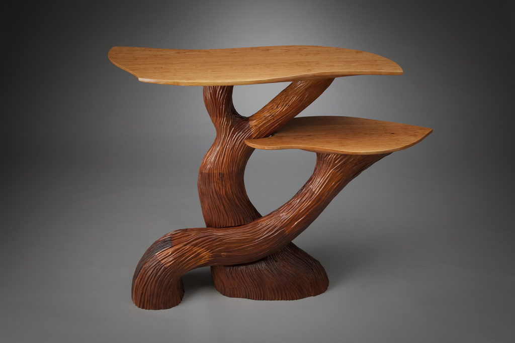 Two Level Hall Table