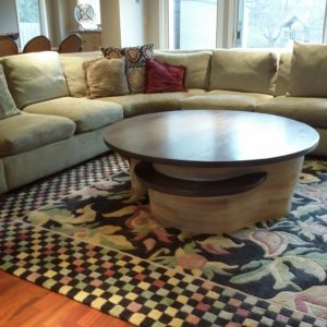 Kahn coffee table